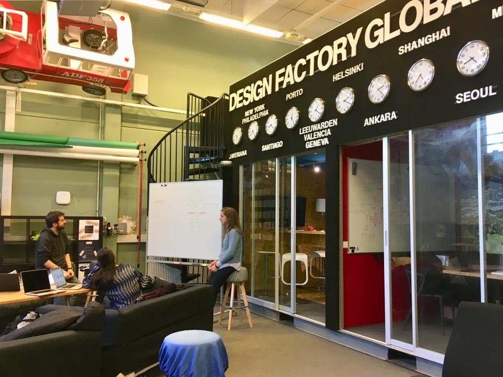 企業や社会にブレークスルーをもたらす イノベーションプラットフォーム アアルト大学「デザインファクトリー」